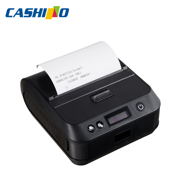 PTP-III factory wholesale portable mobile android thermal printer with reciept bluetooth wifi usb interface