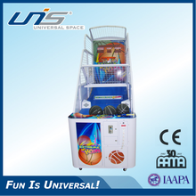UNIS Extreme Hoops electronic basketball game machine boxing arcade machine/basketball scoring electronic game machine