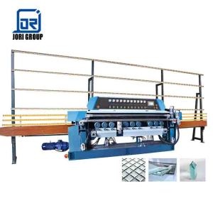 Top grade small size mirror glass beveling machine