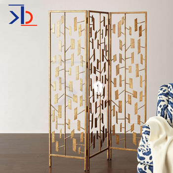 Stainless Steel Oriental Metal Wall