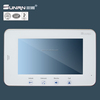 7-inch LCD display TFT LCD Screen wired touch screen villa video intercom system