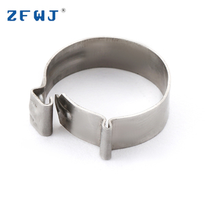 Corrosion resistance 304 stainless steel pipe clamp types