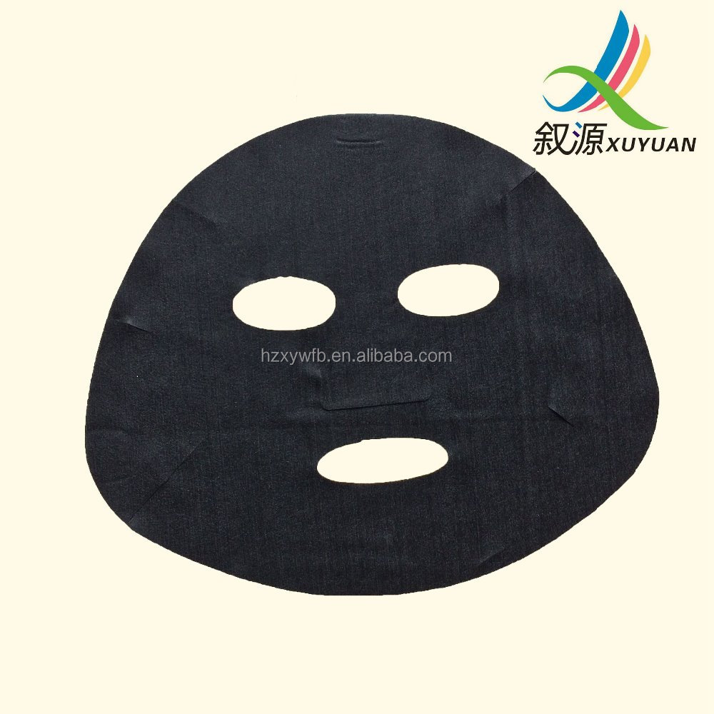 Anti-aging moisturizing repairing Skin Care bamboo charcoal face mask raw material