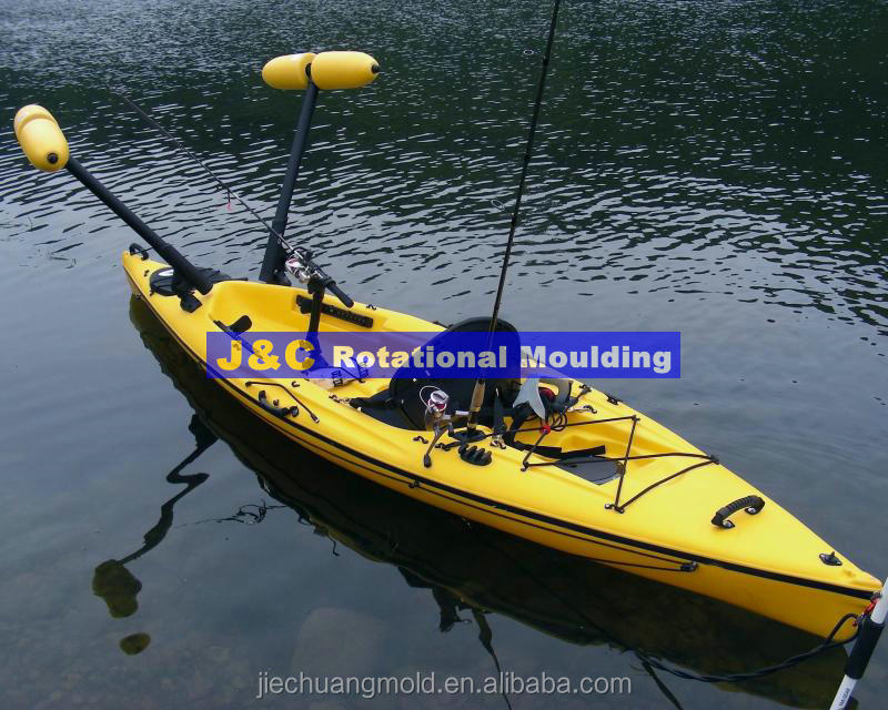 Manufacturer canoe kayak fishing with pedals canoe kayak for Best cheap fishing kayak