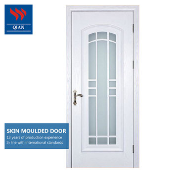 Custom Commercial Really All Wood Toilet Doors Frosted Glass Indoor White Interior Solid Wood Doors Buy Custom Wood Doorsinterior Wood Doorswhite