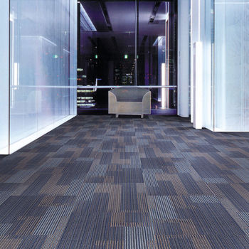 eco-friendly commercial 100% nylon carpet tiles