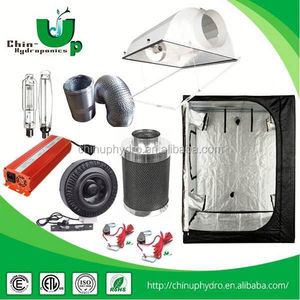 Rainbow hydroponic system of UL,ETL,FCC,CE,RoHS authorized Greenhouse hps grow light set
