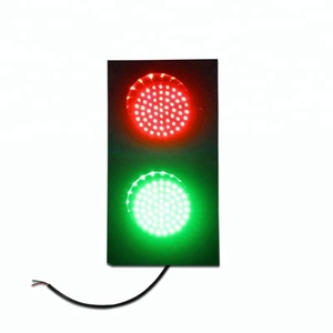Unique 125mm red green traffic light for promotion