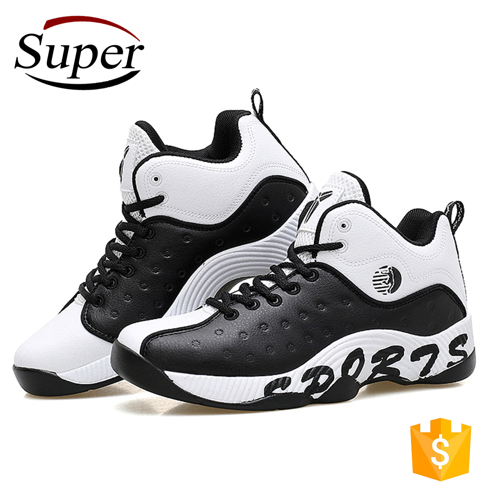 2017 New Cheap No Brand Name Custom Men Basketball Shoes