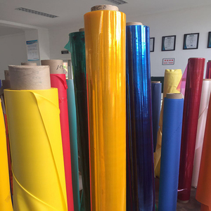 Opaque Transparency and PVC Material PVC Film