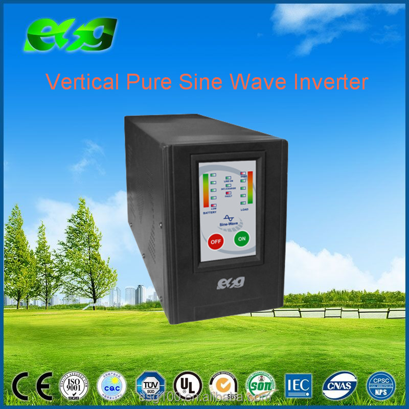 12v/24/48v <strong>DC</strong> to AC Pure Sine Wave Inverter 1KW off grid solar inverter Best hybrid solar inverter solar home system