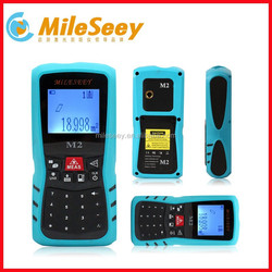 Factory direct china Mileseey M2 40M electronic ruler laser distance meter rangefinder