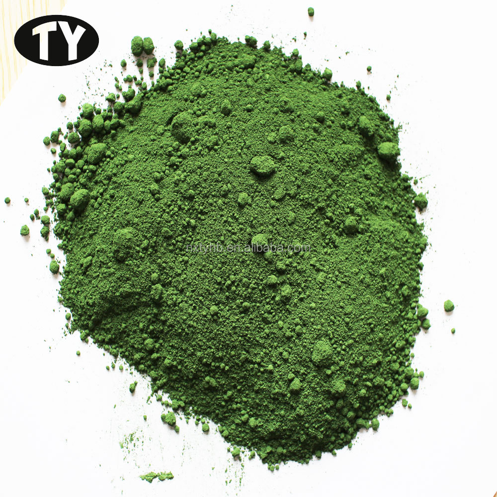 Ceramic Materials Of chrome oxide green/chromium oxide green Pigment