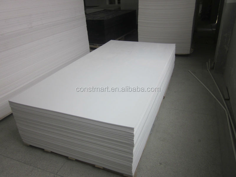 Clear corrugated recycled plastic polyethylene foam sheets