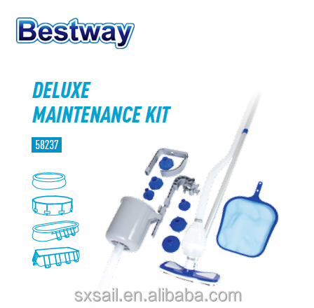 Bestway Pool facial Cleaning Kit maintenance kit for generators