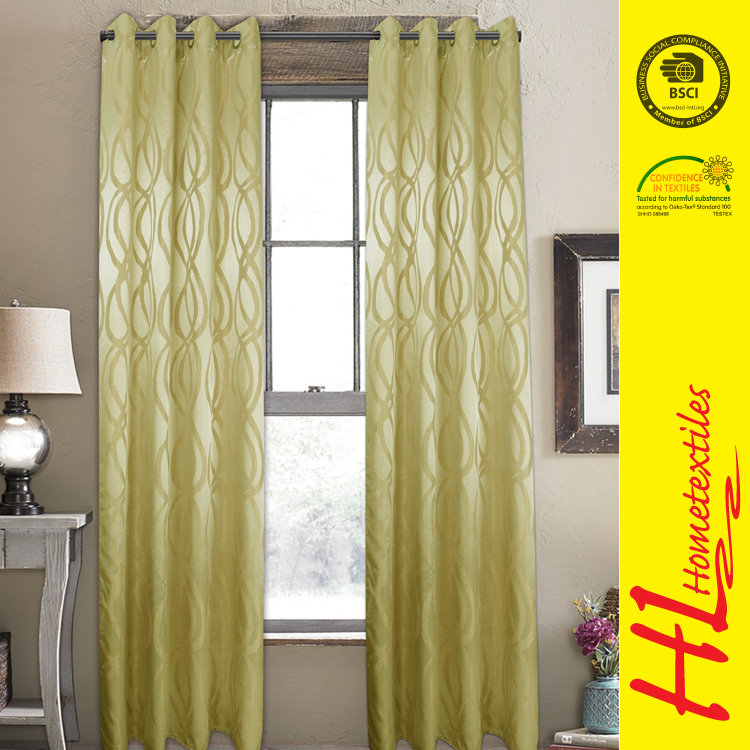 Low Moq Cheap Sheer Voile Curtain In China Bathroom