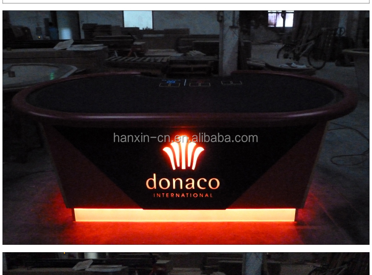 Super Luxury ONLINE Baccarat Table