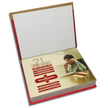 A5 size note pad with cover