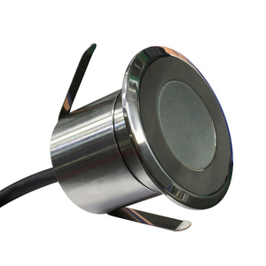 high quality 3W china 12v led deck ip67 inground step light