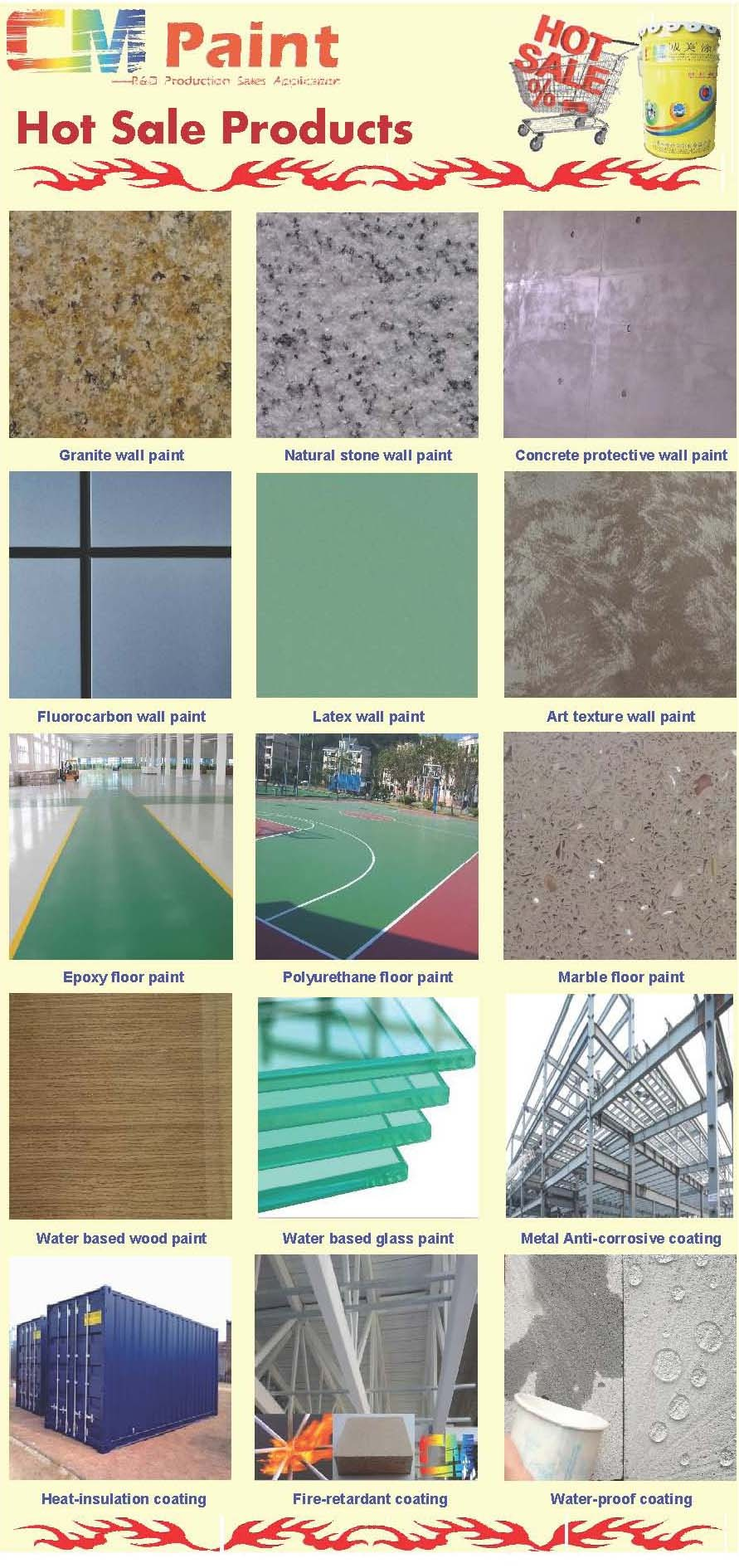 Water Based Decorative Outdoor Rough Spray Natural Stone Texture ...