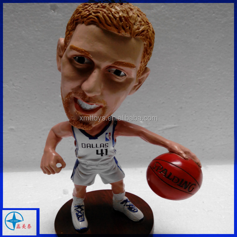 High Quality Resin NBA Player Figurine; And Other Customer Service