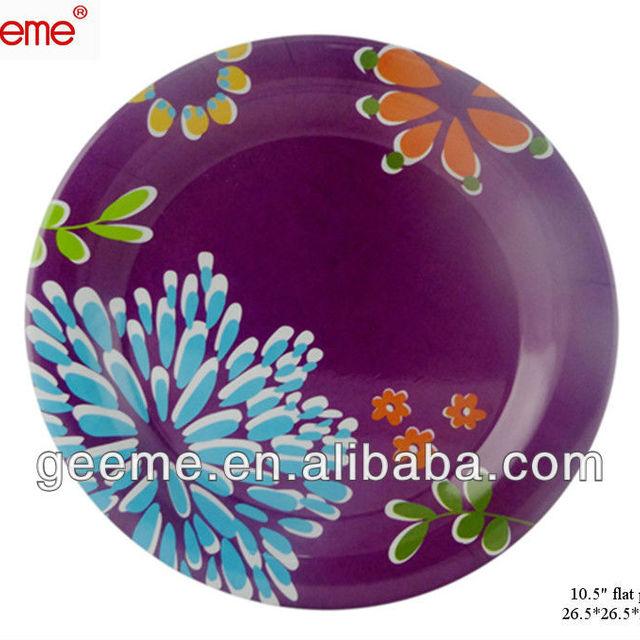 100% melamine tableware custom full print melamine plates  sc 1 st  Alibaba & Buy Cheap China melamine plate custom Products Find China melamine ...