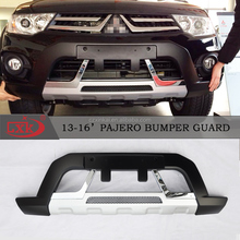 PAJERO Car accessory Plastic front and rear bumper guard