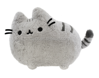 New Arrival Products Kawaii 40cm Grey White Beige Red Blue Cat Plush
