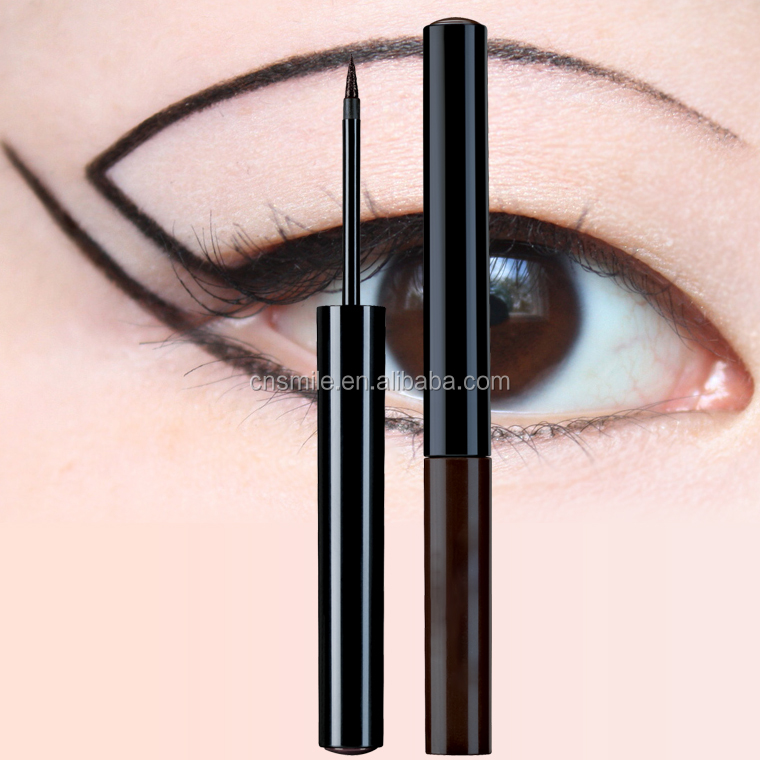 Natural Black Waterproof Liquild Private Label Pencil Eye Liner