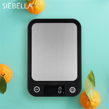 Portable Stainless Steel Mini Platform Electronic Precision Digital Kitchen Food Scale
