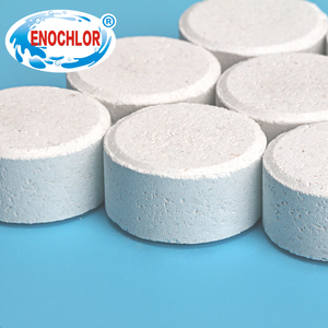 pool chemicals chlorine tablets of calcium hypochlorite