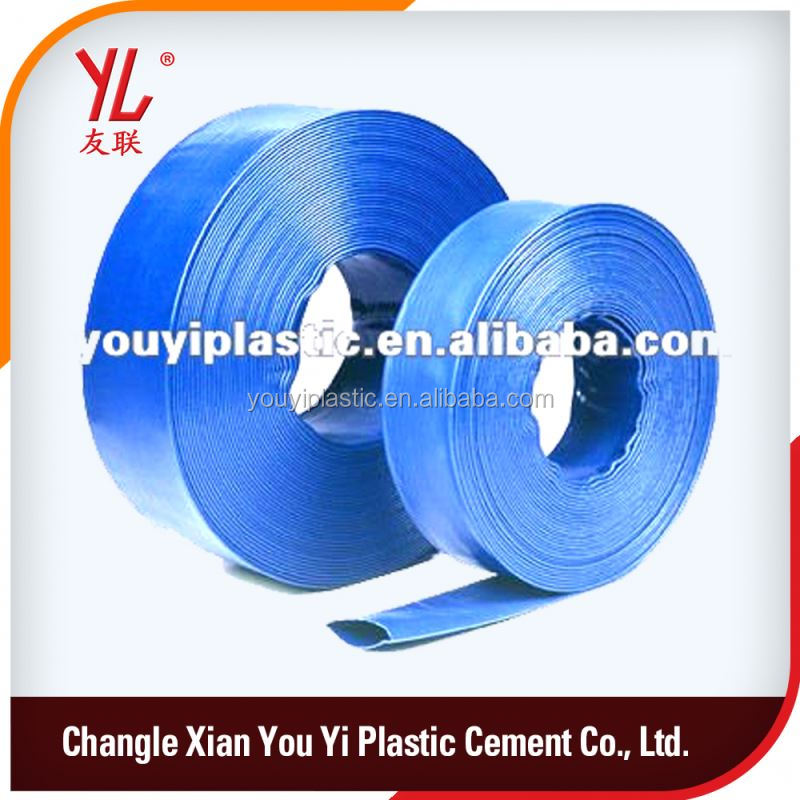 best selling 4 inch pvc lay flat hose
