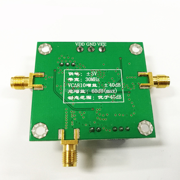 Vca810 Differential / Single-ended Output Automatic Gain Control Amplifier  Circuit Agc Op Amp - Buy Agc Op Amp,Automatic Gain Control Amplifier