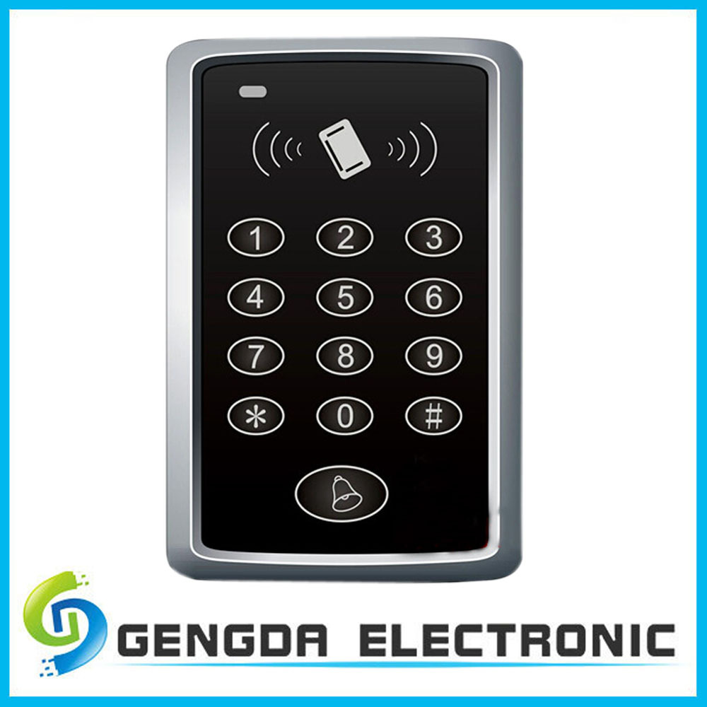 Garage Door Keyless Entry Keypad Rfid Card Reader - Buy Keyless ...