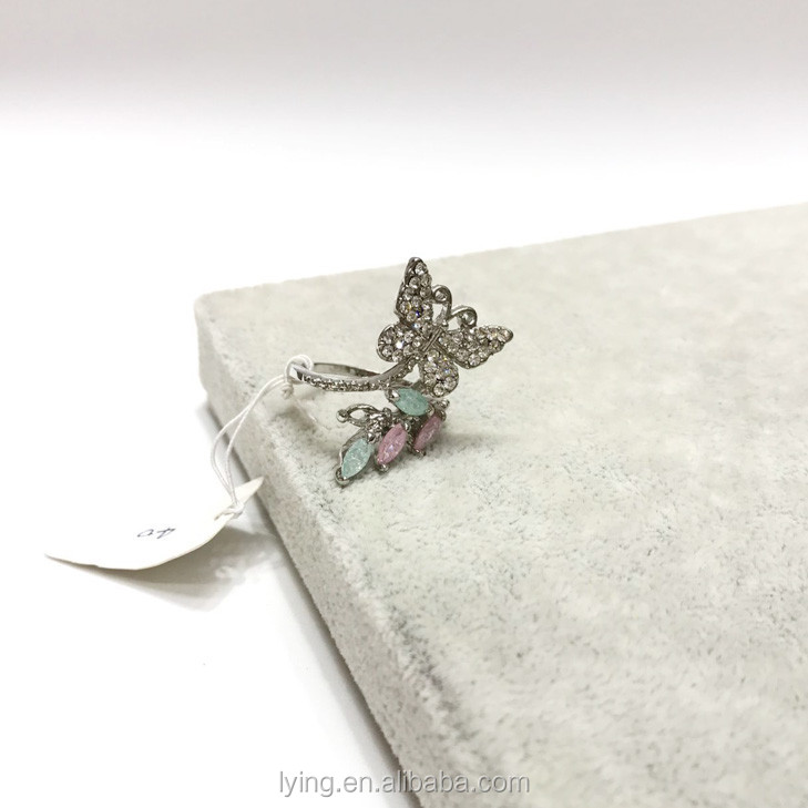 butterfly drill bit. 2017 new design butterfly alloy ring retro diamond drill bit engagement