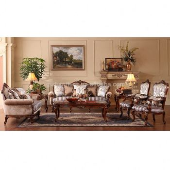 Beautiful Victoria Sofa Set