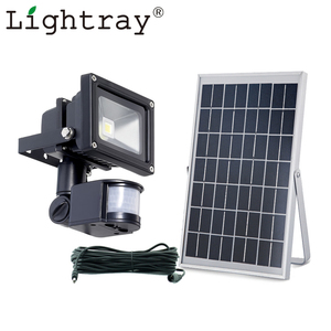 Factory Price High Quality 5W Solar Lights Outdoor Motion Sensor