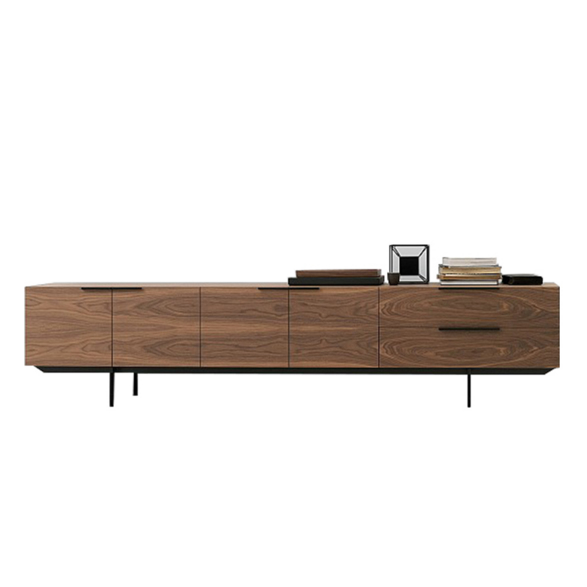 Simple Modern Appearance Metal Legs Tv Stand Wooden Tv Cabinet Buy Wooden Cabinettv Stand Modernsimple Tv Cabinet Design Product On Alibabacom