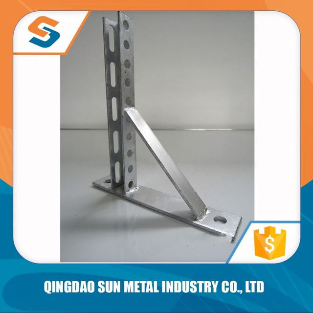 Cold formed steel u channel equipment framing residential bungalow for roofing sheet