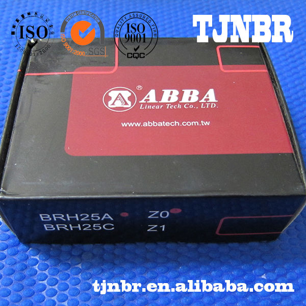 linear guide and block ABBA BRS20B for cnc machine