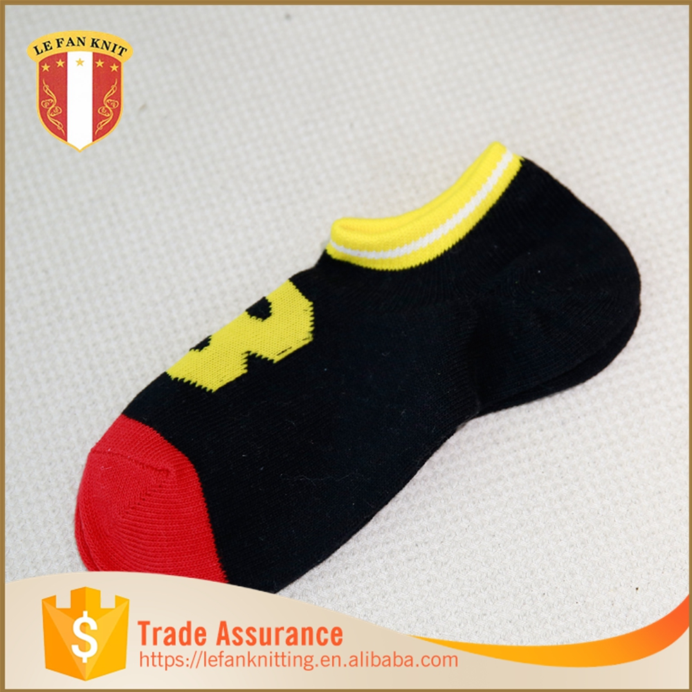 Wholesale sublimation blank no show slip custom mens dress socks