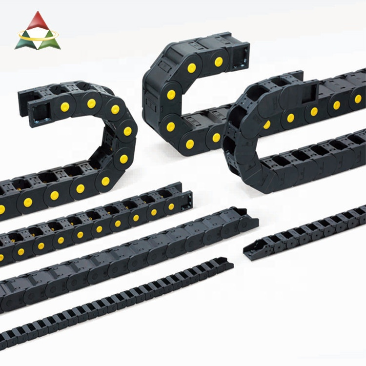 TL45200 Nylon Cable Protecting Roller Drag Chain