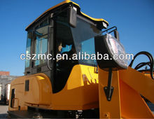easy operating loaders from China wheel loader 966 with Cater engine ZF-gearbox quick hitch high quality for export