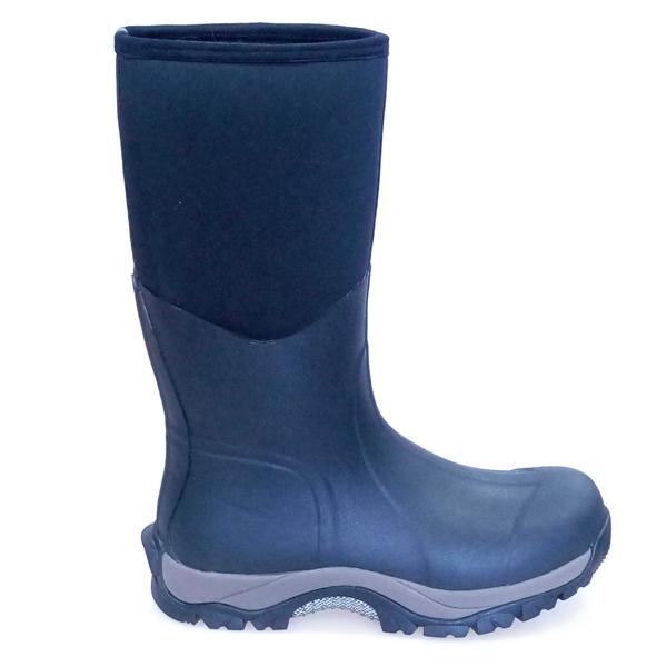 garden boots mens bogs rue gum rubber garden shoe olive