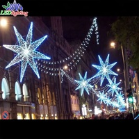 outdoor Christmas led commercial street light decoration