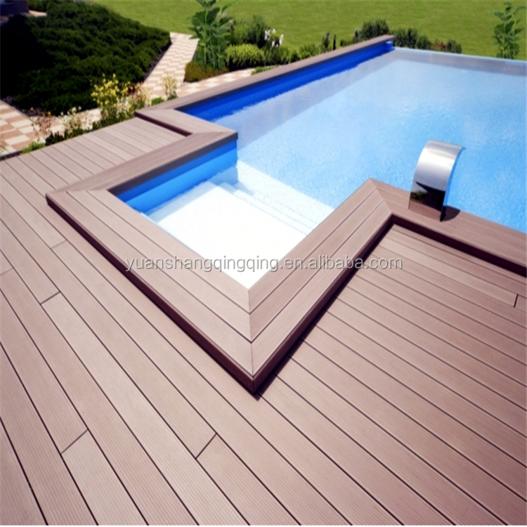Prefab deck kits wpc outdoor flooring wpc laminate for Bamboo flooring outdoor decking