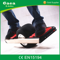 Gaea china electric skateboard/ one wheel balance scooter/ electric hoverboard