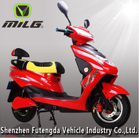 New products electric moped motorcycle 800w brushless Chinese direct supplier