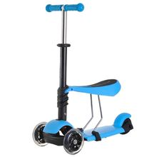 Manufacturer Sale Fast Delivery 3 In 1 Stable Baby Scooter For Children
