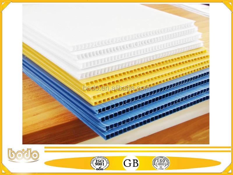Corrugated Pp Plastic Sheets 4x8 Buy Corrugated Plastic